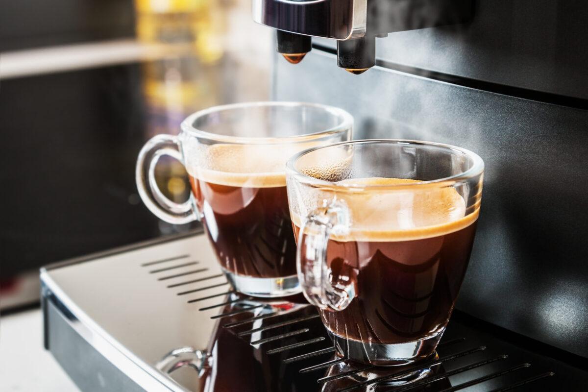 Kawa i ekspresy do kawy